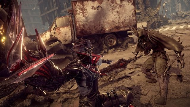 The Code Vein Oliver Collins trailer showcases its first boss