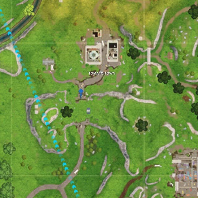 Follow the Treasure Map Found in Risky Reels