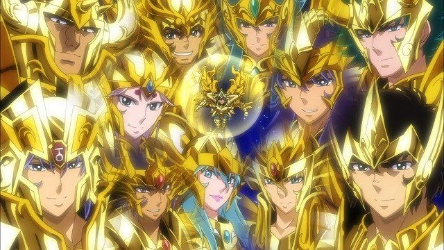 Saint Seiya Jump Force