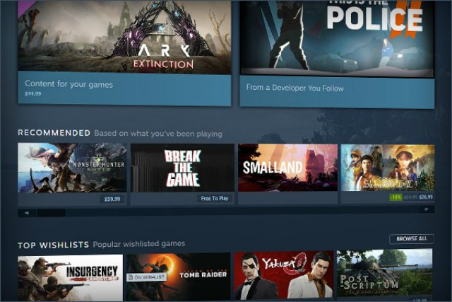 Steam Popular Upcoming
