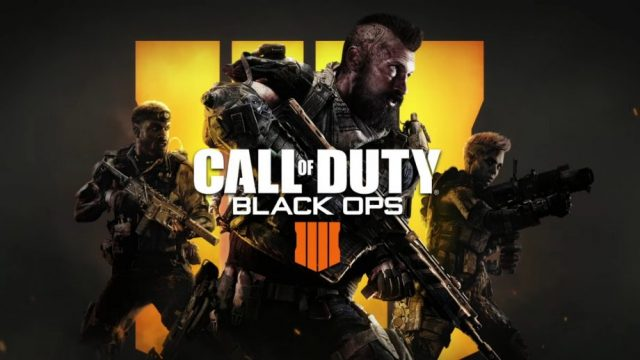 Are you ready for Call of Duty: Black Ops 4?