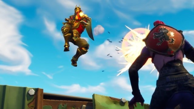 a recent survey of parents in the uk has suggested that over half of parents allow their children to play games with adult or age inappropriate ratings - fortnite game xbox one age rating