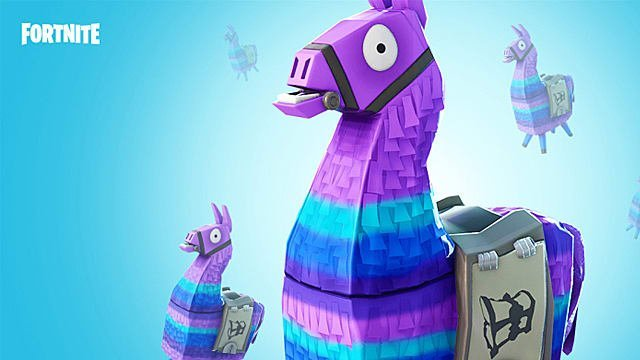 fortnite birthday llama - fortnite spring event save the world