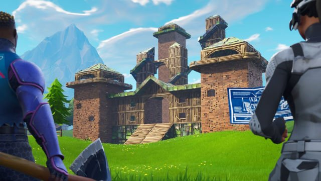Fortnite Patch v5.10 Adds a New SMG, Birthday Goodies and More