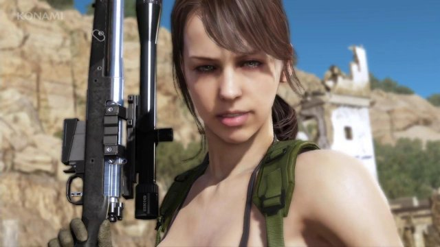 Metal Gear Solid 5 Update Has Arrived