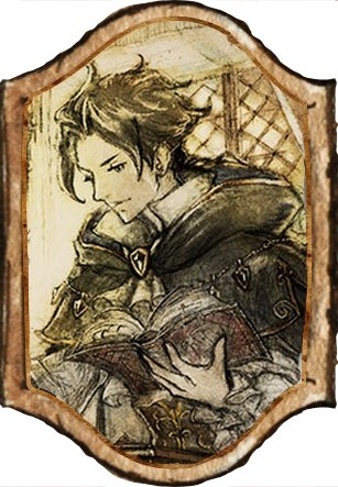 octopath traveler characters cyrus