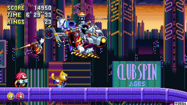 Sonic Mania Plus Review – Blue-Tinted Glasses - GameRevolution