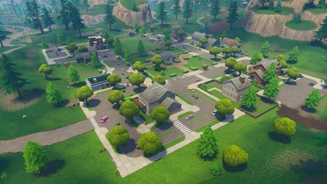 fortnite season 5 best places to land pleasant park