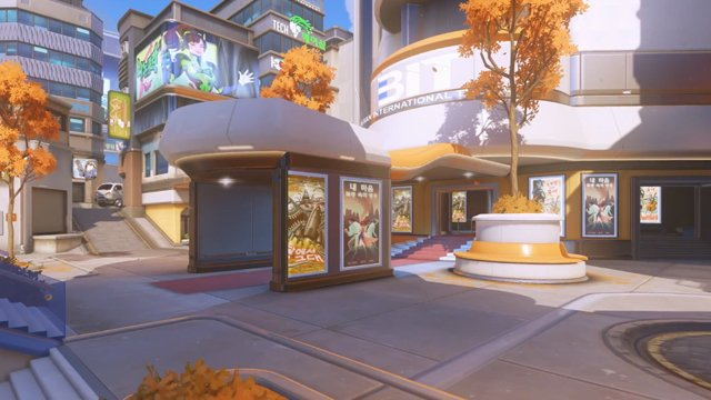 overwatch busan map dva animated short
