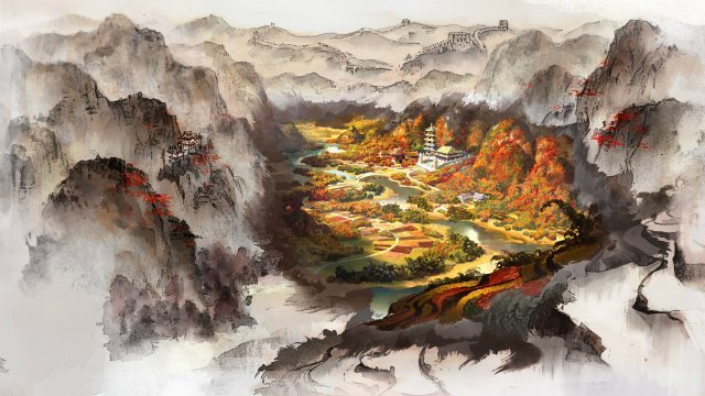Total War Three Kingdoms Art