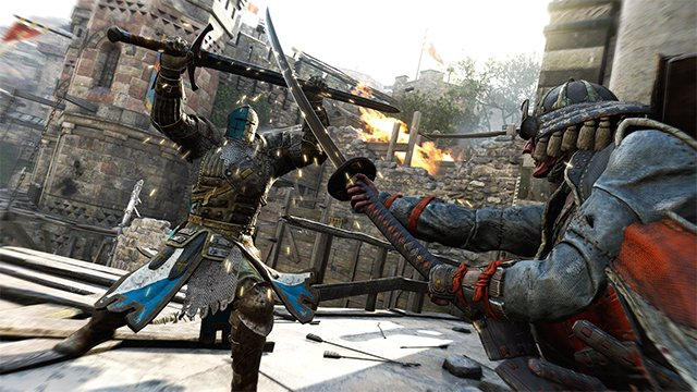 for honor how to block damage