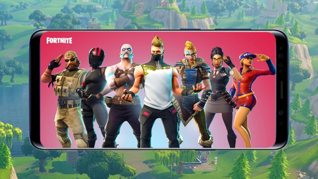 release date for fortnite android