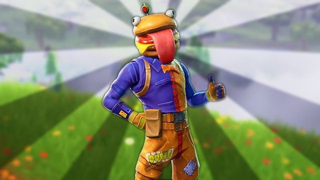 Fortnite Beef Boss Skin How Do You Get The Durr Burger