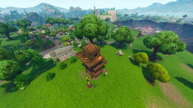 fortnite season 5 best places to land salty springs