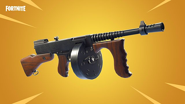 Fortnite Smg Nerf What S Changed In The New Balance Update