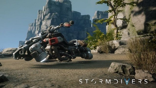 Finnish Developer Housemarque Has Released A Stormdivers Trailer Teaser Ahead Of The Full Unveiling At Gamescom  Next Week Stormdivers Is A Multiplayer