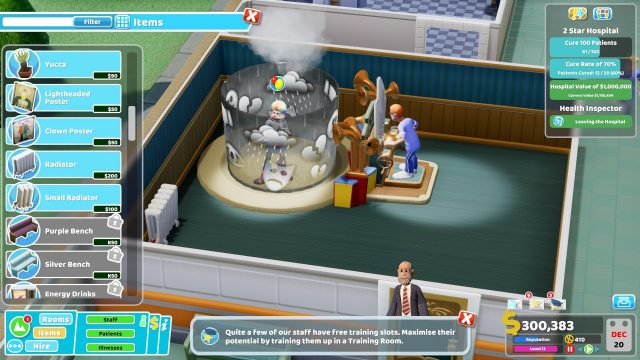 two point hospital research centre