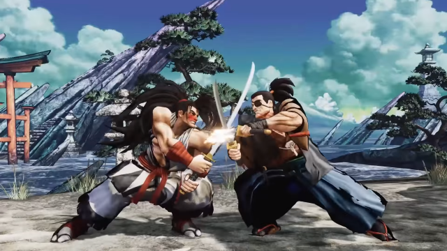 SNK announced a new Samurai Shodown today