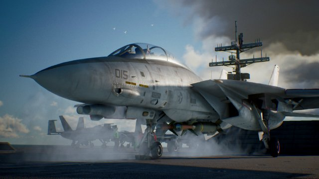 New Ace Combat 7 Gameplay Trailer