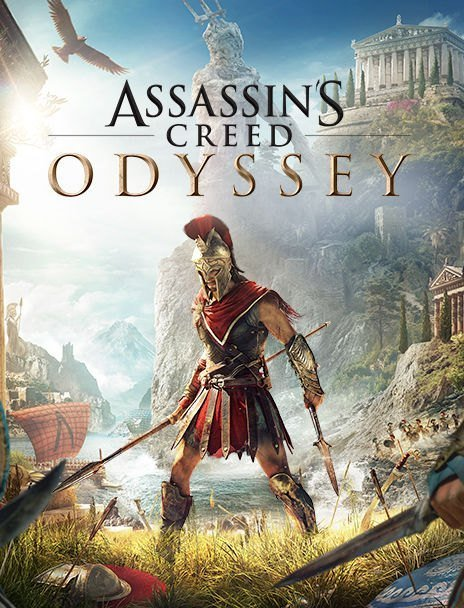 Box art - Assassin's Creed Odyssey