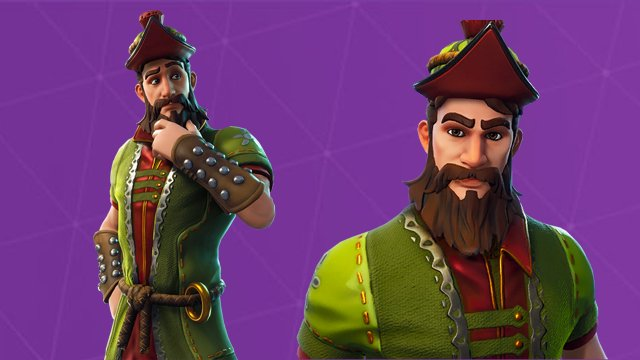 Fortnite Hacivat Skin Epic Skin Leaked Gamerevolution