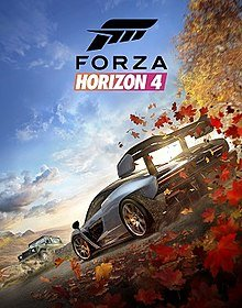 Box art - Forza Horizon 4