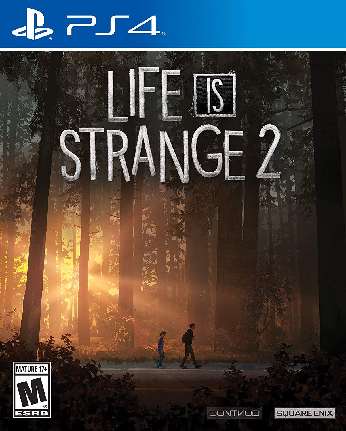 Box art - Life is Strange 2
