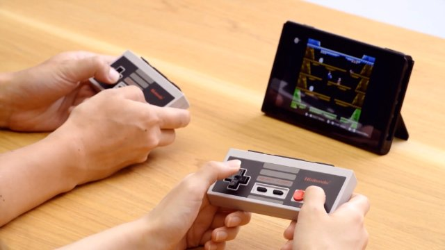 NES Switch Controllers
