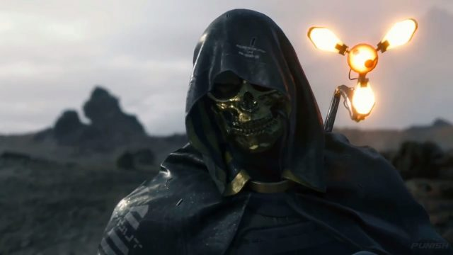 New 'Death Stranding' Trailer Teases New Character And A Boss Fight