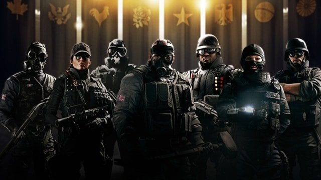 Rainbow Six Siege 2FA