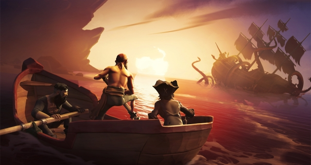 Sea of Thieves how to fish