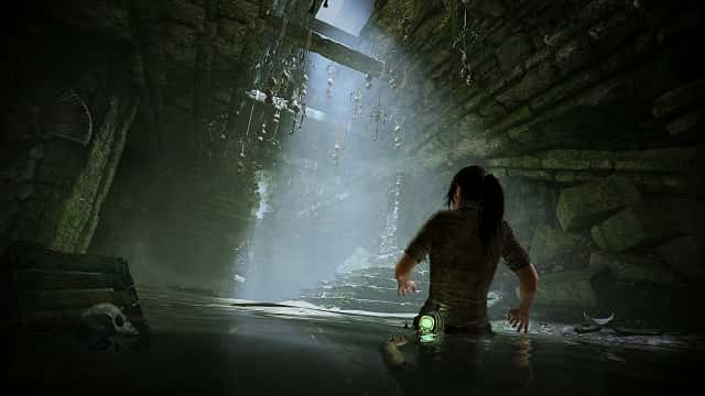 Shadow of the Tomb Raider Manko Outfit