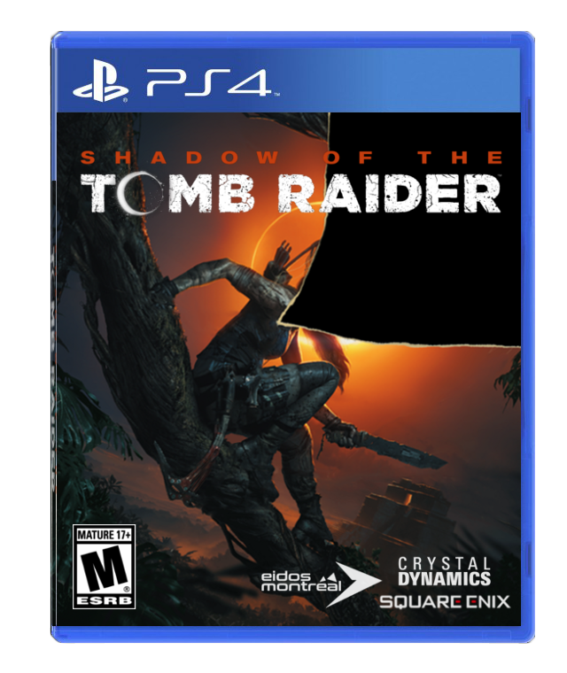 Box art - Shadow of the Tomb Raider