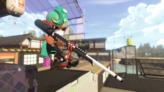 splatoon 2 new weapons what are new weapons in splatoon 2 4 0