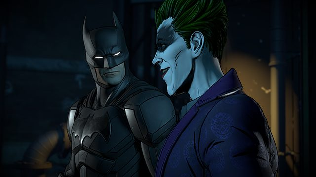 best telltale games batman enemy within