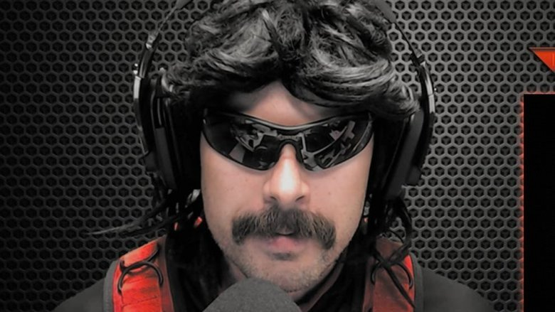 Dr. Disrespect Livestream Captures Shots Fired Into Home