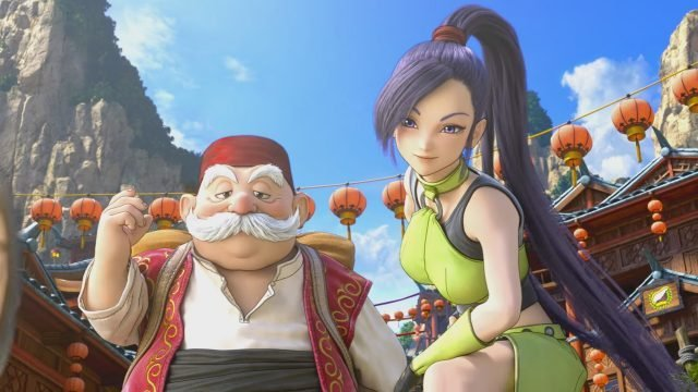 Dragon Quest 11 best games of 2018