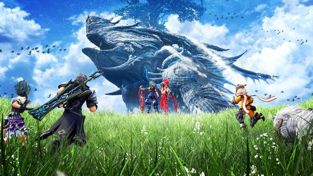 September 2018 Nintendo Switch Games Xenoblade Chronicles 2