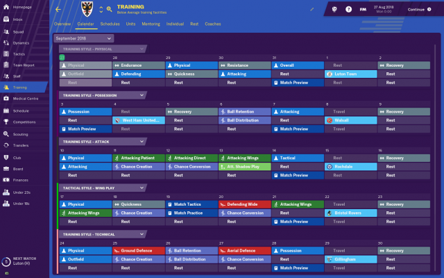 football manager 19 new features