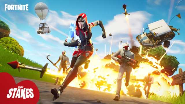 Fortnite v5.40 goes live with brand new High Stakes mode