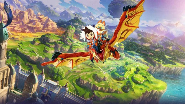 Monster Hunter Stories Hits Android and iOS
