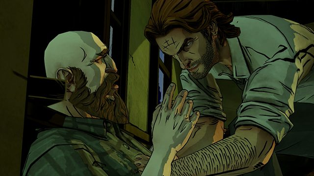 telltale best games the wolf among us