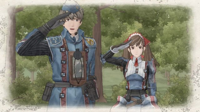 Valkyria Chronicles Switch
