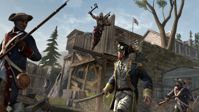 Assassin's Creed 3 Remastered Upgrades