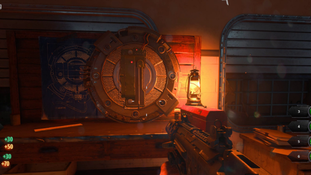 Black Ops 4 Classified First Workbench
