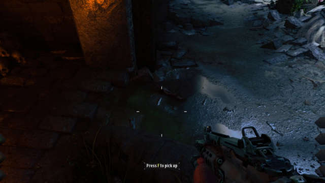 Black Ops 4 Zombies IX Iron Bull Third Invisible Part