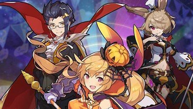 Dragalia Lost Halloween Event