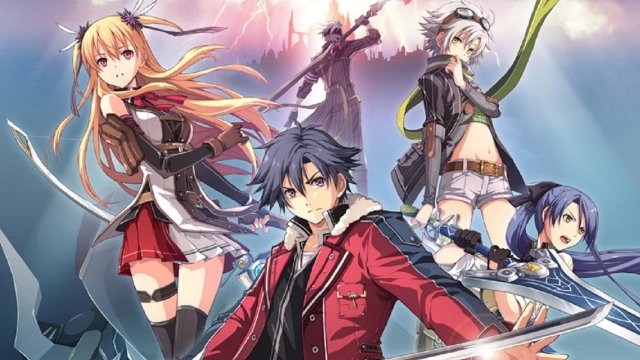 Legend of Heroes PS4 release date