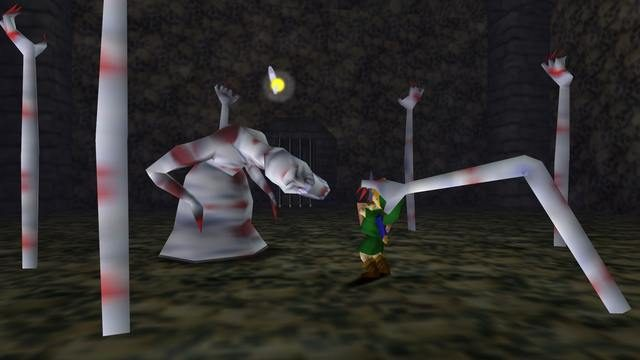 Scariest Video Game Enemies