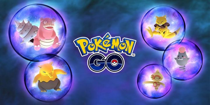 Pokemon Go Psychic Spectacular event